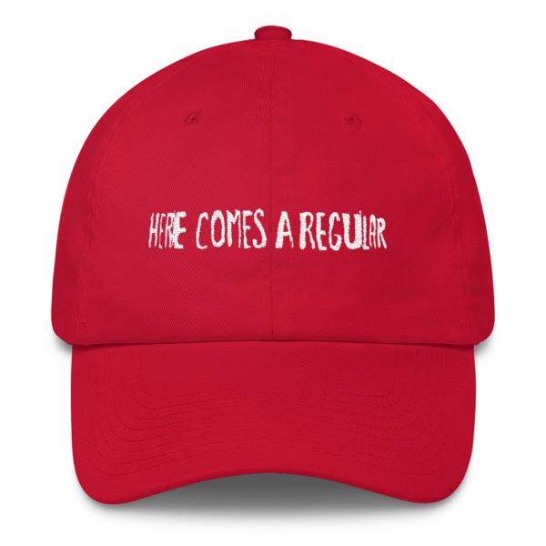Regular Buckle Hat
