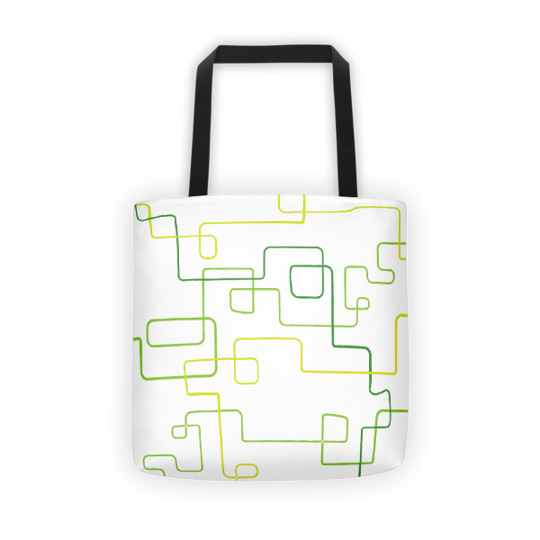 Shapeshifter Tote Squiggles