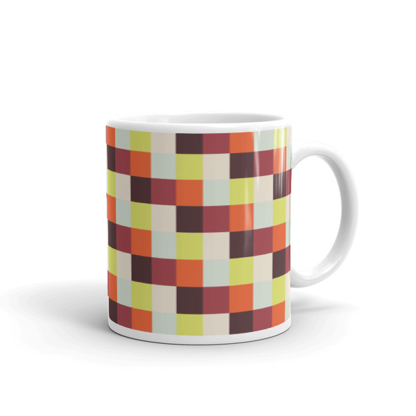 Patterns in the Park Mug