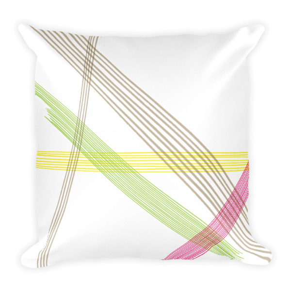 Shapeshifter Intersect Pillow
