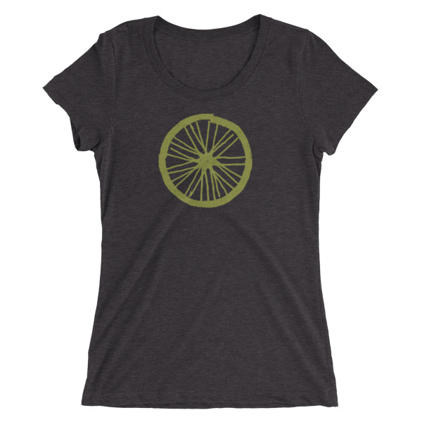 Country Wheel Tee Women
