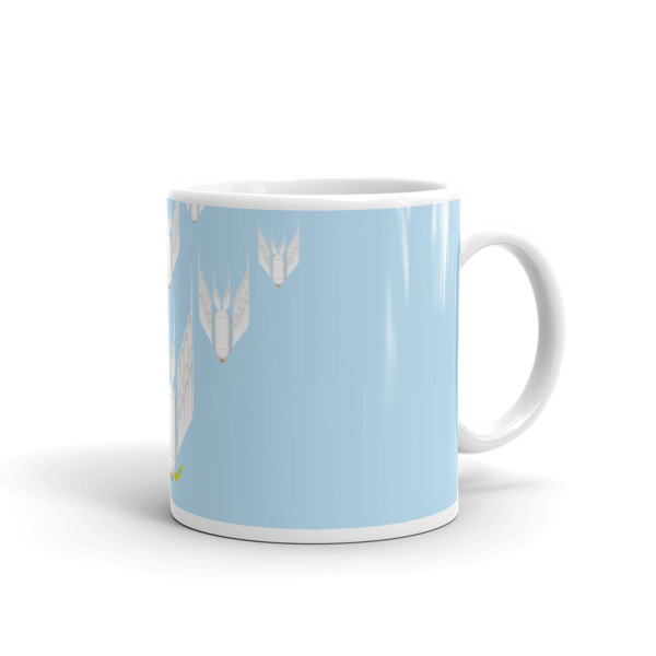 Bomb Dive Mug