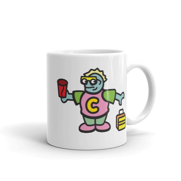 Lunchtime Mug
