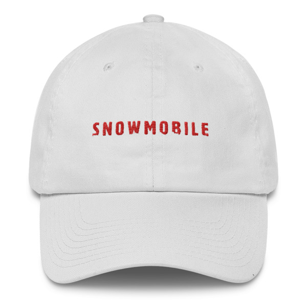 Snow Mobile Type Buckle Hat