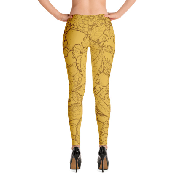 Joia Leggings Pineapple