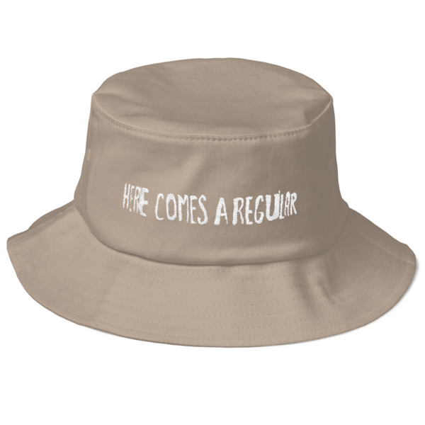Regular Bucket Hat