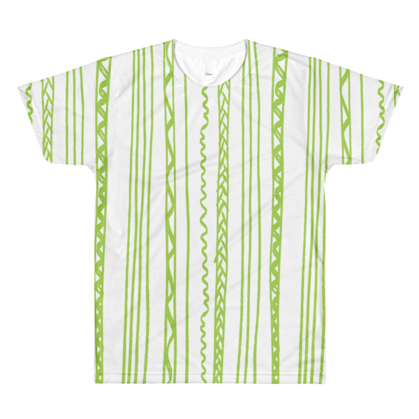 Shapeshifter Tee Stripes