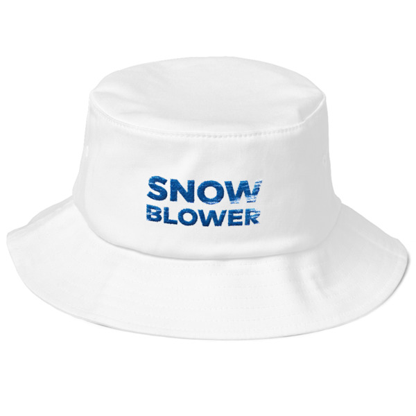 Snowblower Bucket Hat