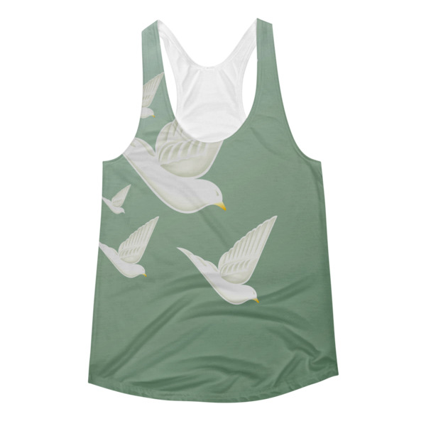 Diving Doves Tank Women