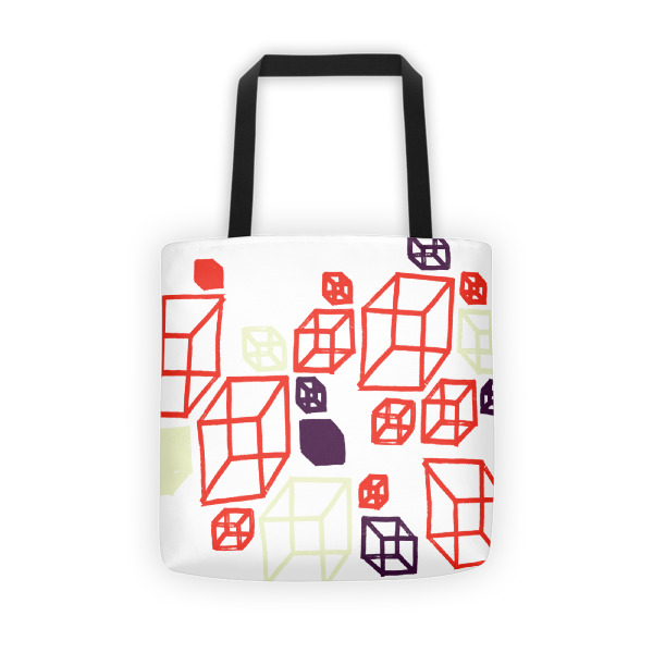 Shapeshifter Tote Cubes