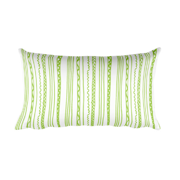 Shapeshifter Pillow Stripes