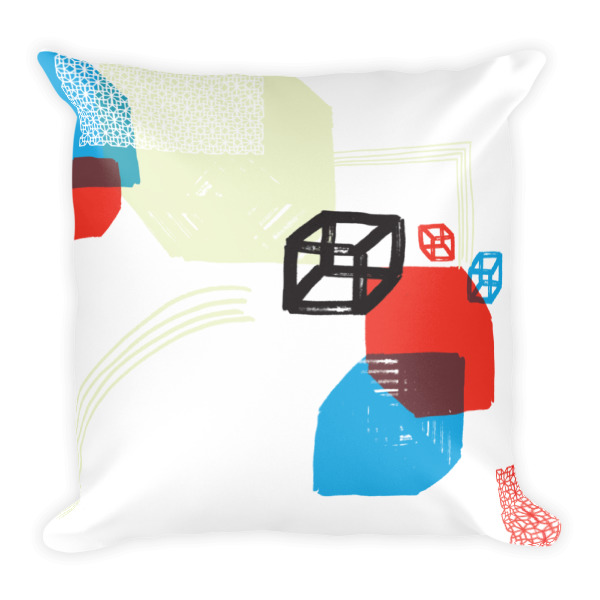 Shapeshifter Pillow Chaos