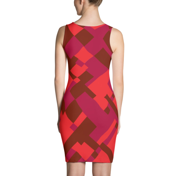 Brickwork Dress