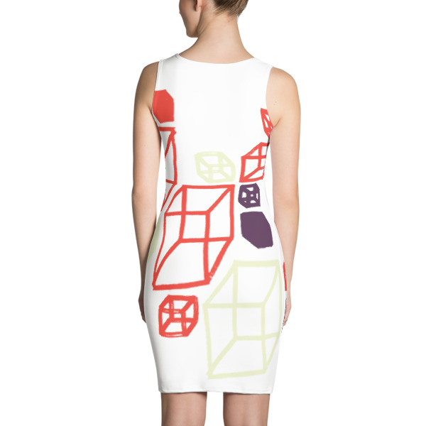 Shapeshifter Dress Cubes