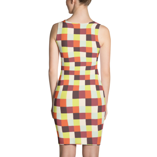 Patterns in the Park Dress