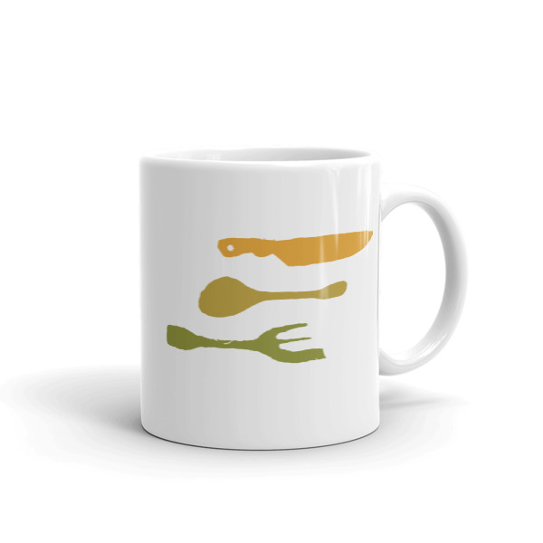 Country Utensils Mug