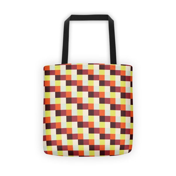 Patterns in the Park Tote