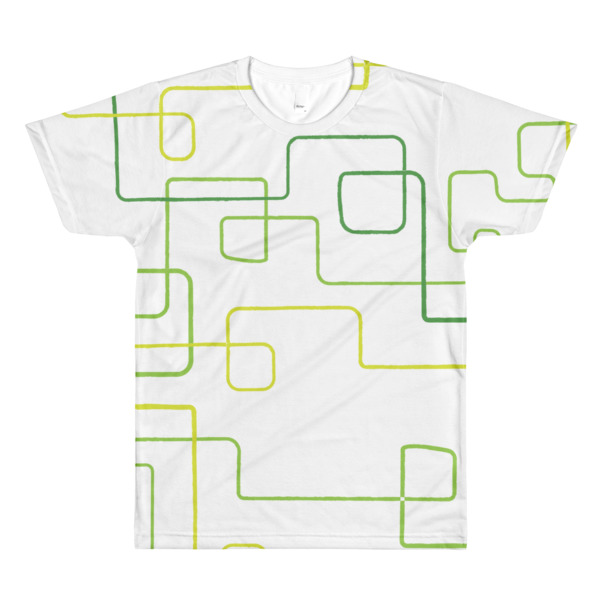 Shapeshifter Tee Squiggles