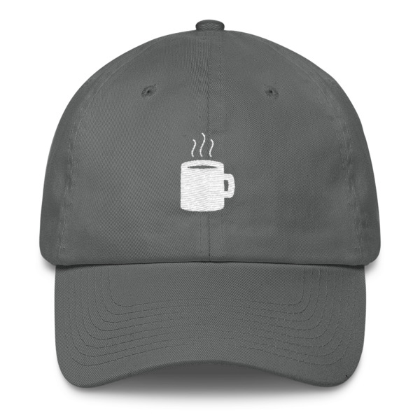 Nokomis Coffee Buckle Hat