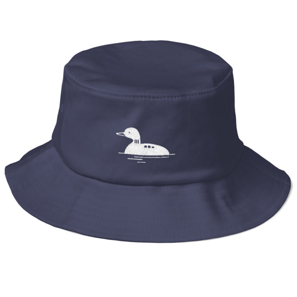 Nokomis Loon Bucket Hat