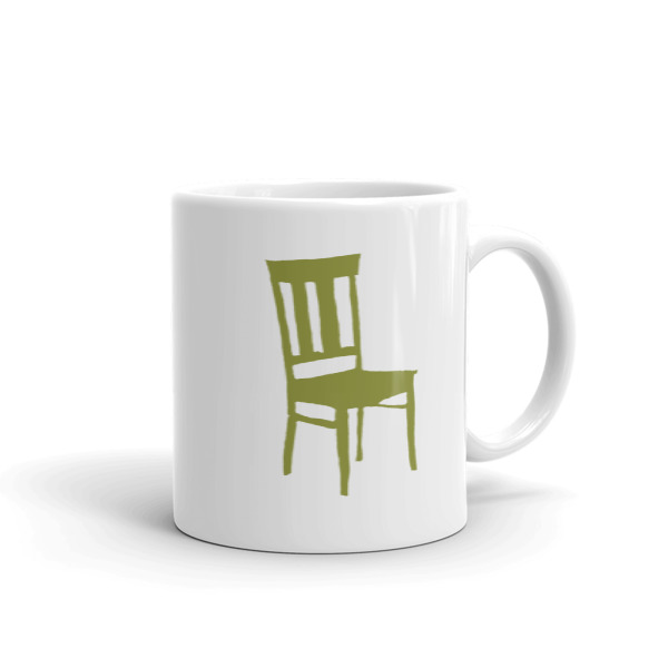 Country Chair Mug