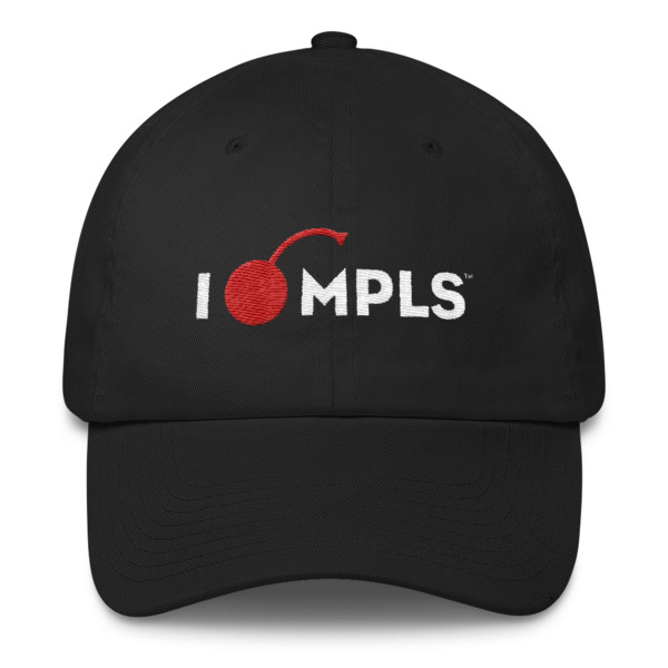 Buckle Hats: I Cherry MPLS Buckle Hat
