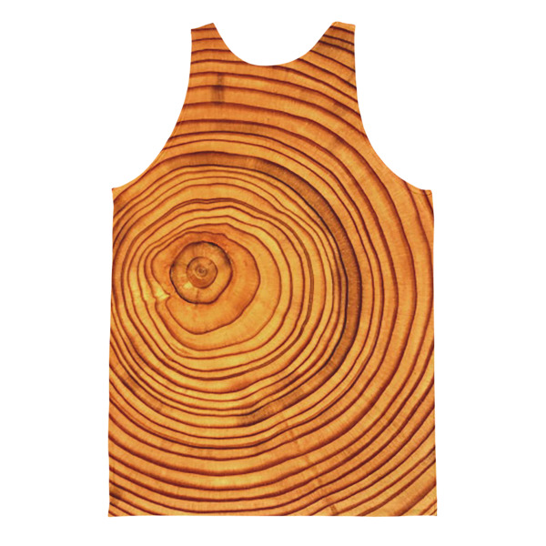 Cabin Cloth Tank Wood