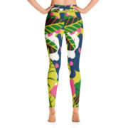 Foliage Yoga Leggings