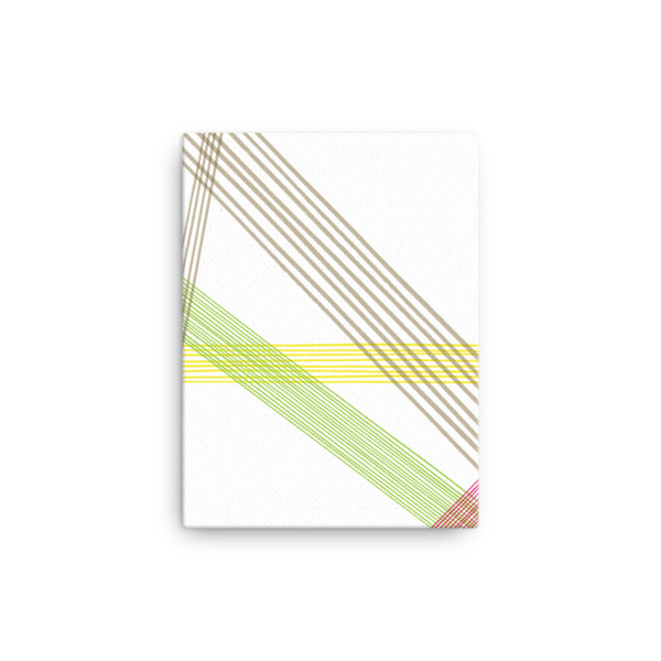 Shapeshifter Poster Canvas Intersect