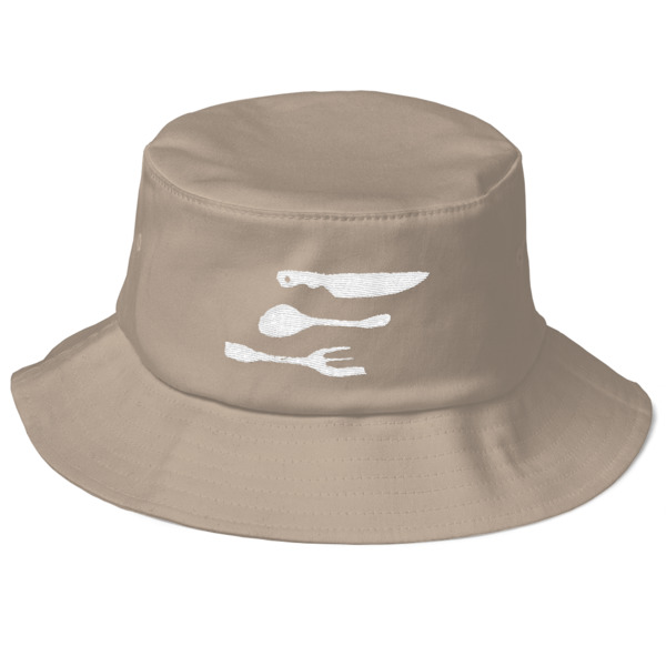 Country Utensils Bucket Hat
