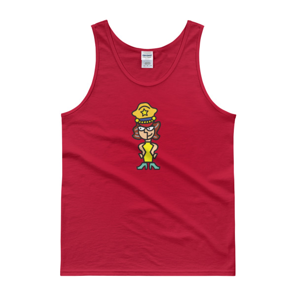 The Cookie Dictator Tank