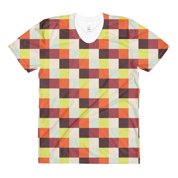 Patterns in the Park Tee Women