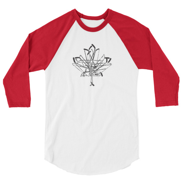 Old Time Hockey Canada Sticks Jersey