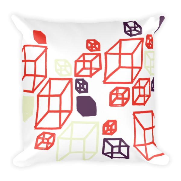 Shapeshifter Pillow Cubes