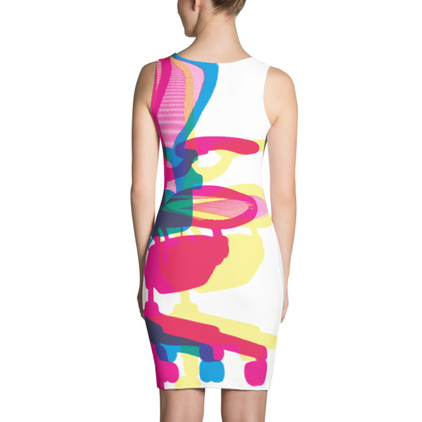 The Chair Dress Bold