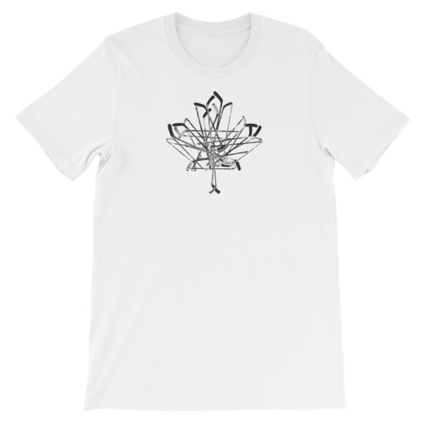 Old Time Hockey Canada Sticks Tee