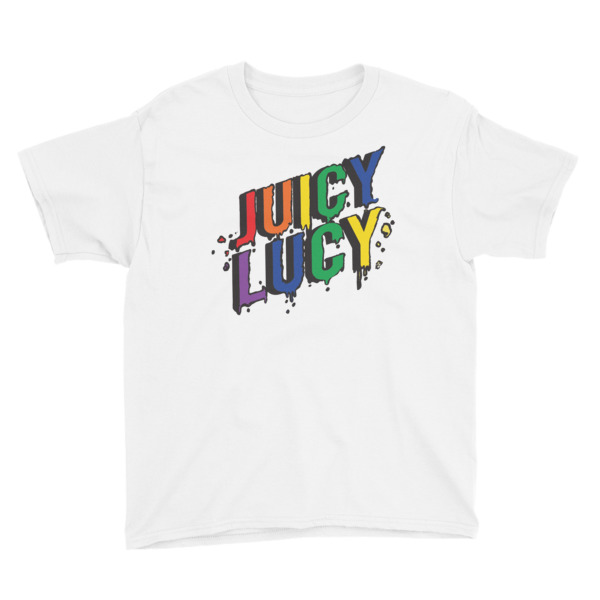 Juicy Lucy Pride Tee Youth