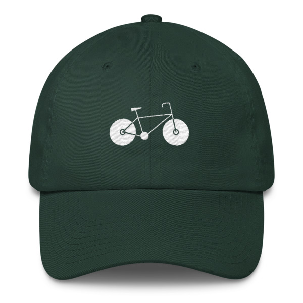 Nokomis Bicycle Buckle Hat