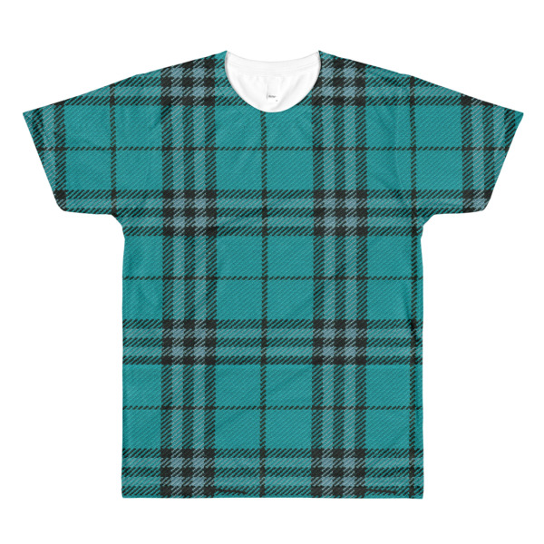Cabin Cloth Tee Plaid
