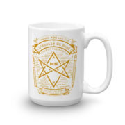 North Star Mug White
