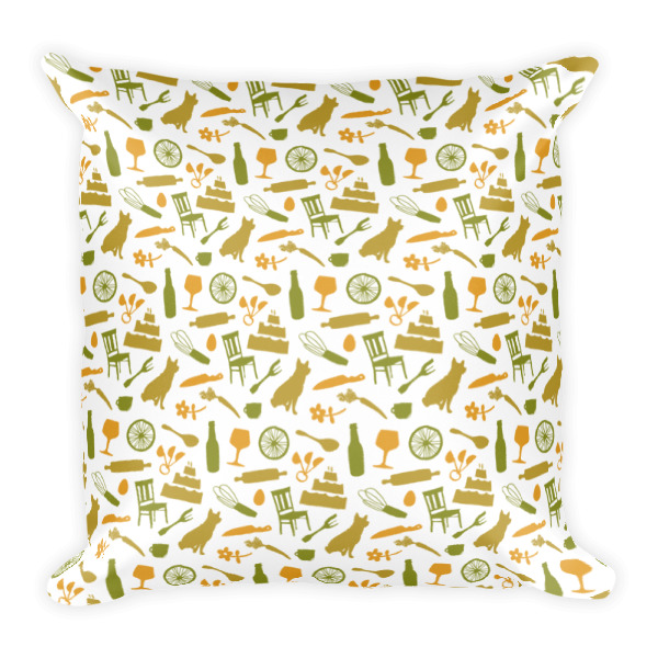 Country Bakery Pillow