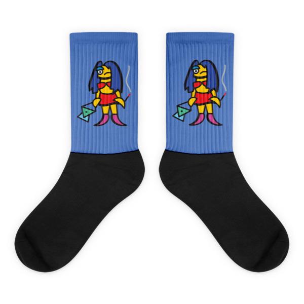 Kelli Smoker Socks