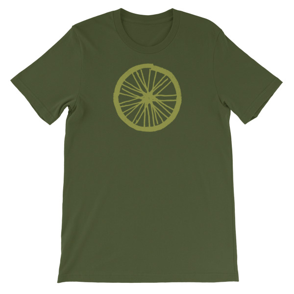 Country Wheel Tee