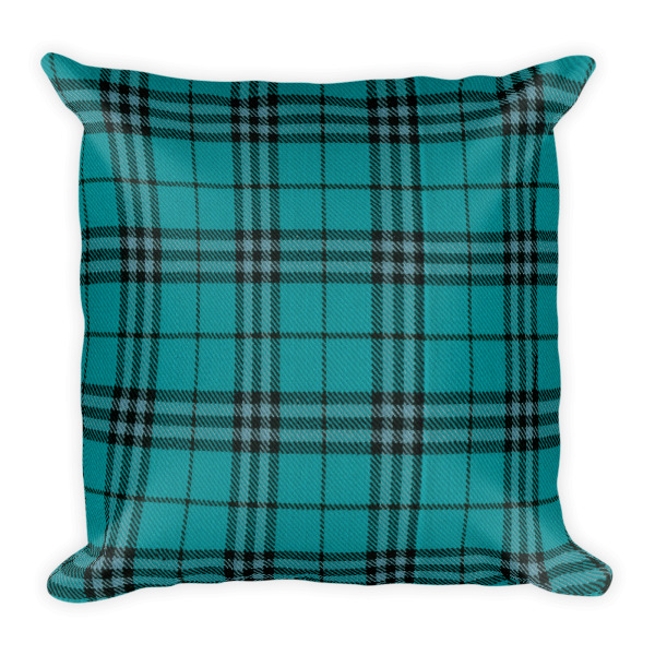 Cabin Cloth Pillow Plaid