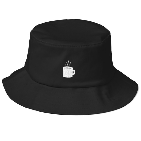 Nokomis Coffee Bucket Hat