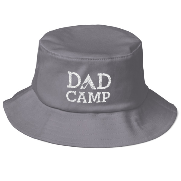 Dad Camp Bucket Hat