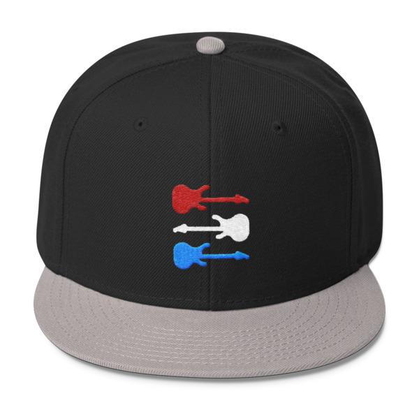 Freedom Fun Guitars Snapback Hat