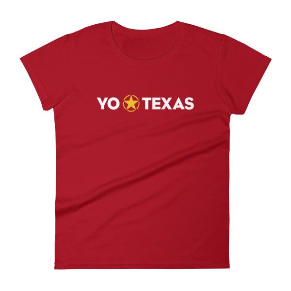 Yo Estrella Solitaria Texas Tee Women