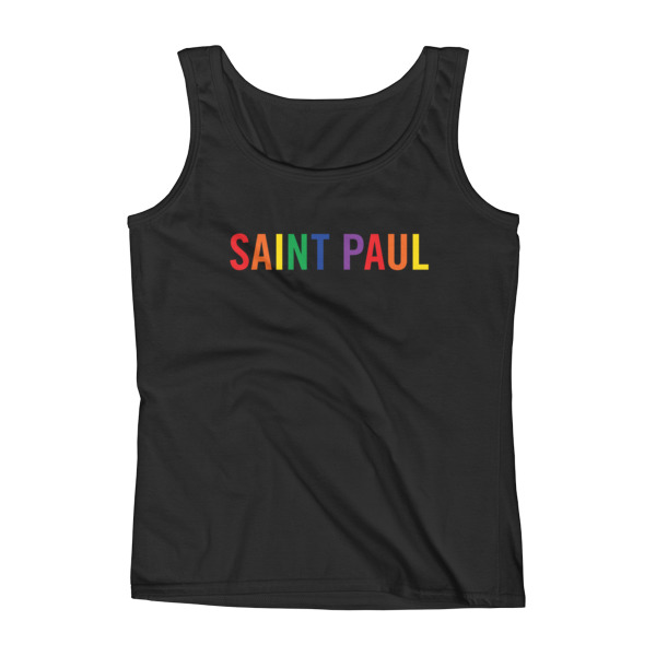 St. Paul Pride Tank 2 Women