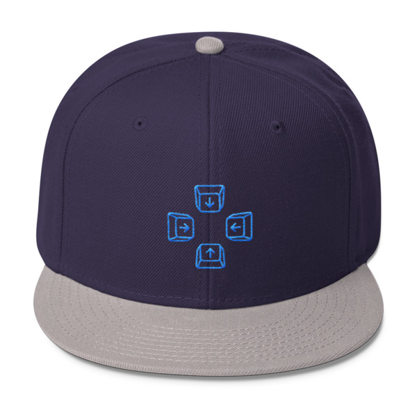 Escape Key Arrows Hat